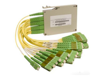 Fiber Optic QuickPath Splitter Modules