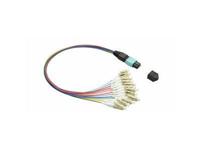 MPO Hydra Cable Assemblies Fiber Optic Connector