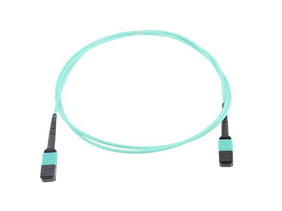 MPO Patchcord Cable Assemblies Fiber Optic Connector