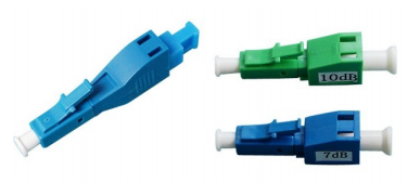LC/UPC & LC/APC Fiber Optic Attenuator