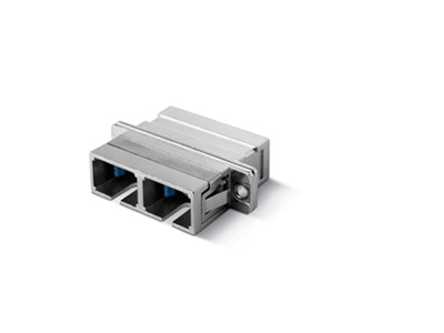 SC-Duplex-METAL-ADAPTER