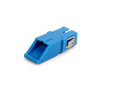 SC&UPC-SIMPLEX-ADAPTER-WITH-INTERNAL-SHUTTER