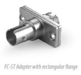 FC to ST Simplex Hybrid Adapter