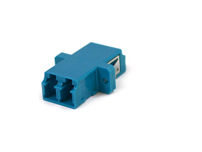 LC-APC-Duplex-Adapter-with-Flange