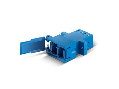 LC-UPC-Duplex-Adapter-with-Removable-Shutter