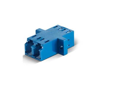 LC UPC-Duplex-winth-Internal-Shutter-unibody