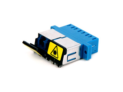 LC-UPC-Quad-Adapter-with-Removable-Shutter