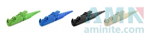 E2000 APC Fiber Optic Connectors