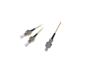 FC/UPC Single mode Fiber Optic Pigtail