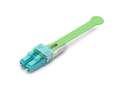 LC/UPC HD MM With Pull Tab Single Mode Multimode Fiber Optic Connectors