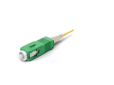 SC APC Boot 1.2mm Fiber Optic Connector