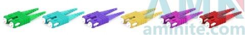 SC/UPC DUPLEX Fiber Optic Connector