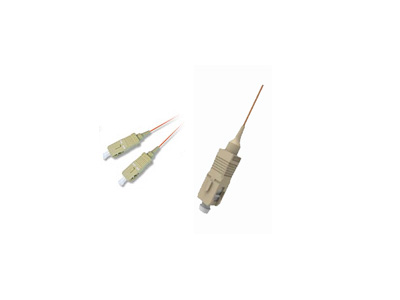 SC/UPC MultiMode Fiber Optic Pigtail